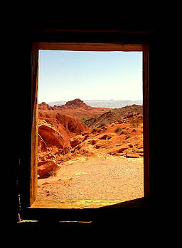 Valley of Fire State Park. by Donna Spadola