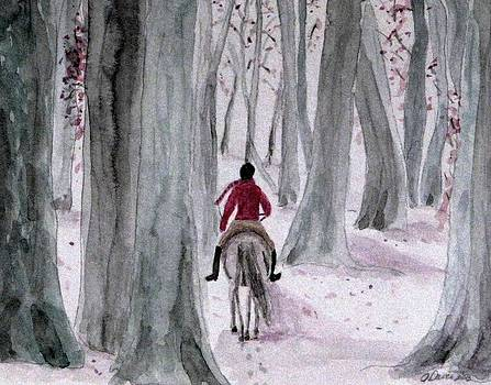 Angela Davies - Through The Woods