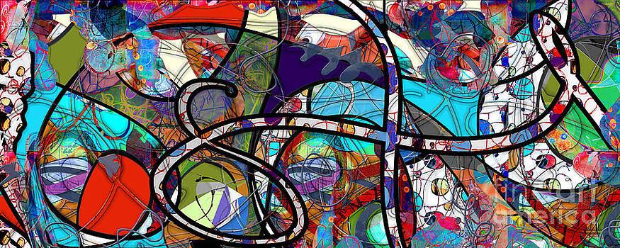 Through the Wormhole by Gabrielle Schertz