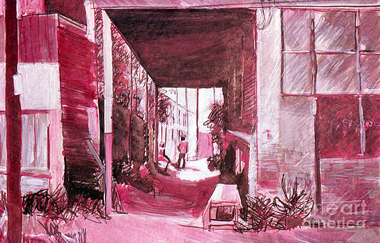 Charles M Williams - Thru the Alley
