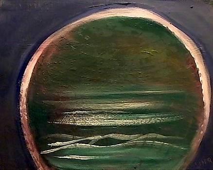 Thru The Porthole A Dream by Gregory Dallum