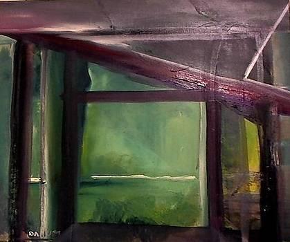 Thru The Window by Gregory Dallum