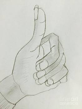 Thumb Up by Charita Padilla