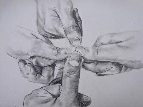 Thumbs In by Ann Supan