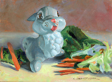 Thumper's Bounty by Marguerite Chadwick-Juner