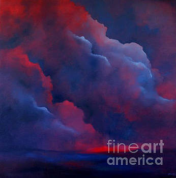 Julia Blackler - Thunder Cloud