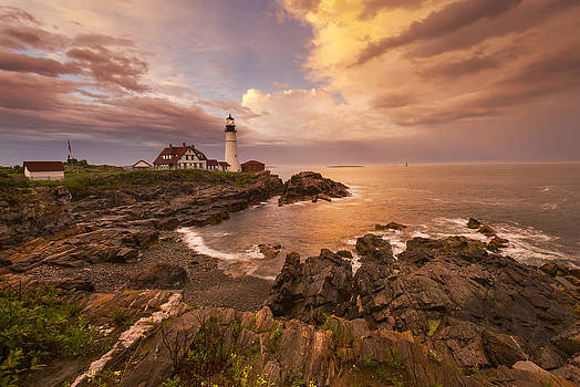 Thunder Cove by Joseph Rossbach