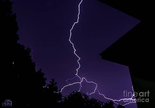 Thunder by Dheeraj B