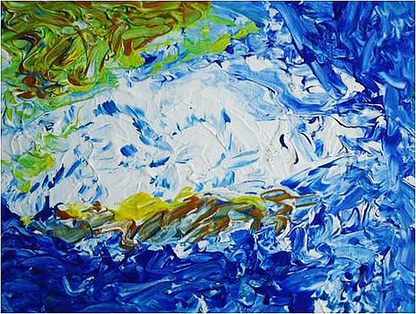 Thunder of the Sea by Luz Elena Aponte