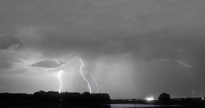 James BO Insogna - Thunder Rolls And The Lightnin Strikes BWSC