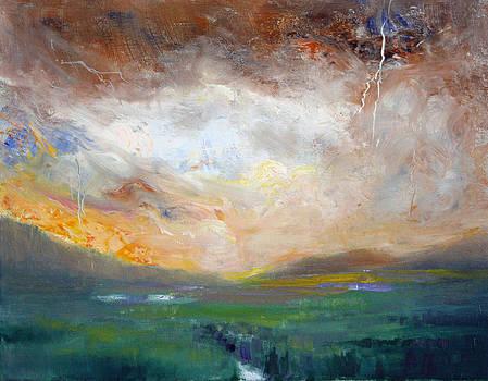 Thunder Storm by Benjamin Johnson