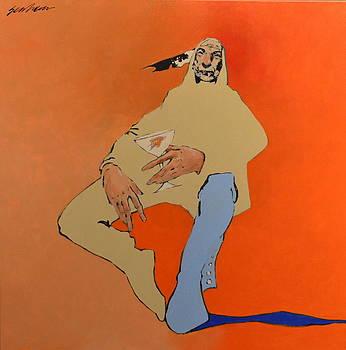 Thunder Up by Bert Seabourn