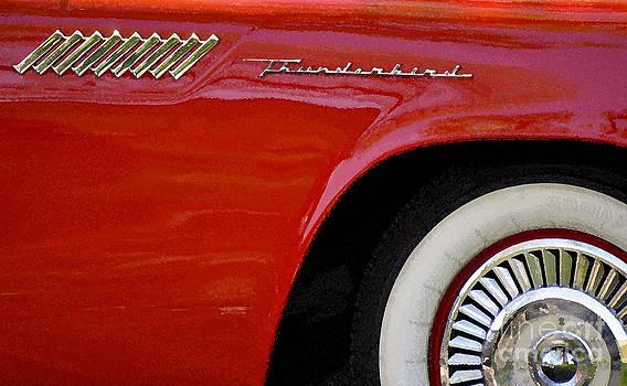 Thunderbird  by Juls Adams