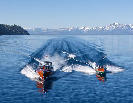 Steven Lapkin - Thunderbird Lake Tahoe Aerial