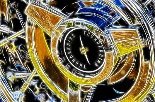 Ricky Barnard - Thunderbird Spokes Fractal