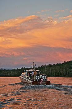 Steven Lapkin - Thunderbird Sunset