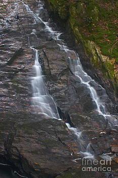 Amazing Jules - Thundering Brook Falls Killington Vermont