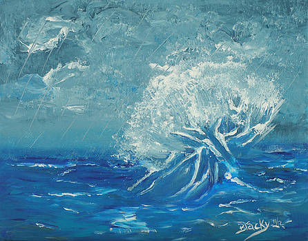 Donna Blackhall - Thundering Sea