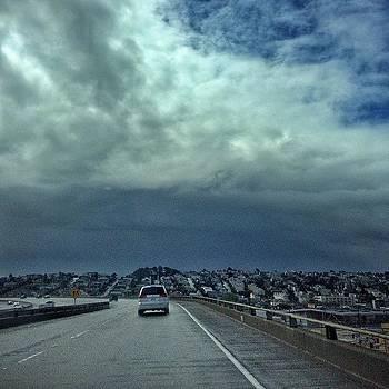 Thunderstorms A' Comin by Karen Winokan