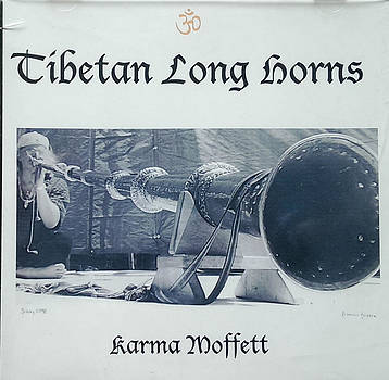 Tibetan Long Horns by Karma Moffett