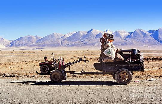 Tim Hester - Tibetan Transport