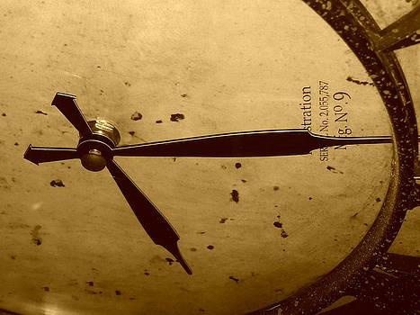 Tic Tock by  Jeff Mantz Rhodes