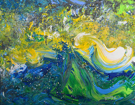 Donna Blackhall - Tidal Change