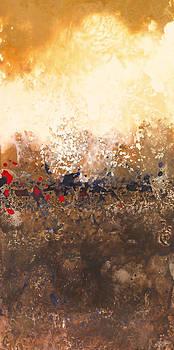 Tidal Sunrise Panel 2 by Craig Tinder