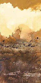 Tidal Sunrise Panel 3 by Craig Tinder