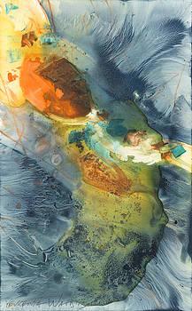 Tide Pool I by Yevgenia Watts
