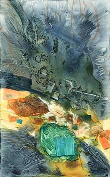 Tide Pool II by Yevgenia Watts