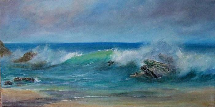 Tide's In by Rita Palm