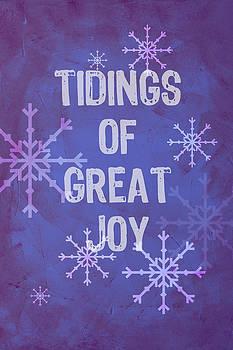 Tidings of Great Joy by Jocelyn Friis