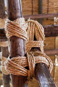 Tie rope by Tad Kanazaki