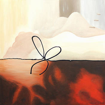 Tied Up 3 by Lynn Soehner
