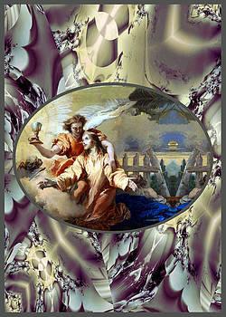 Robert Kernodle - Tiepolo Angel Christ