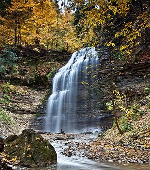 Tiffany Falls by Craig Brown