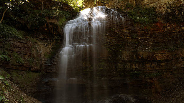 Tiffany Falls by Gerald Murray Photography