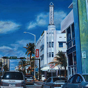 Tiffany South Beach by Eric Soller