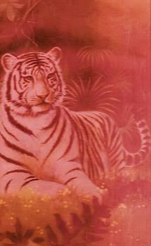 Anne-Elizabeth Whiteway - Tiger in the Mist