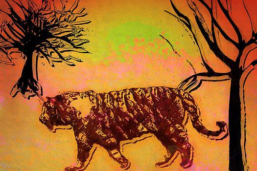 Tiger by Ivan Gomez