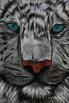 Tiger Kathy by Aimee Vance