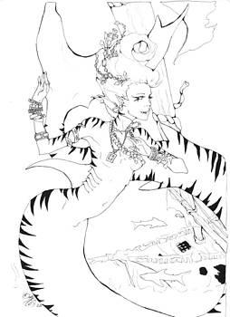 Tiger Lady by Brooke McDaniel