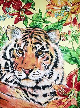 Tiger Lily by Jana Furzer