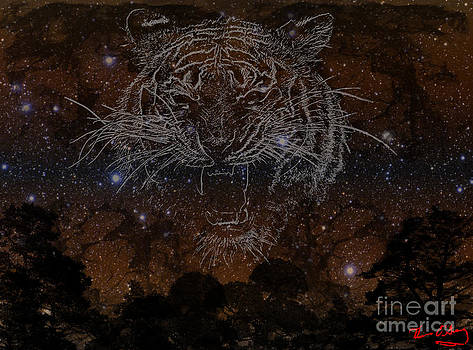 Tiger Rampant by Thomas OGrady