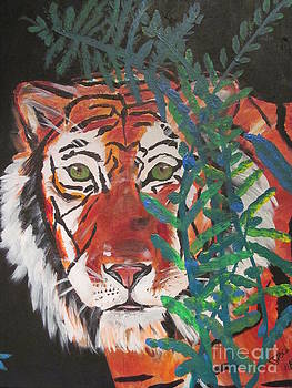 Tiger by Susan Voidets