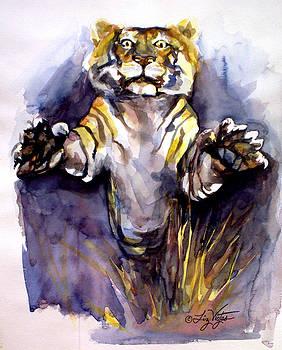 Liz Viztes - Tiger Tiger