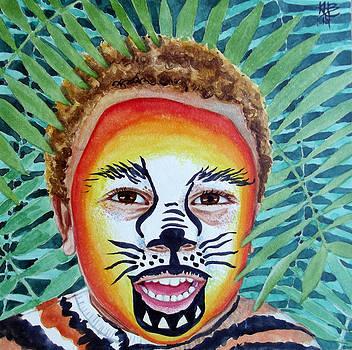 TigerHeart I by Kirsten Beitler