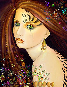 Tigerlily by B K Lusk