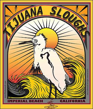 Larry Butterworth - TIJUANA SLOUGHS IMPERIAL BEACH CALIFORNIA